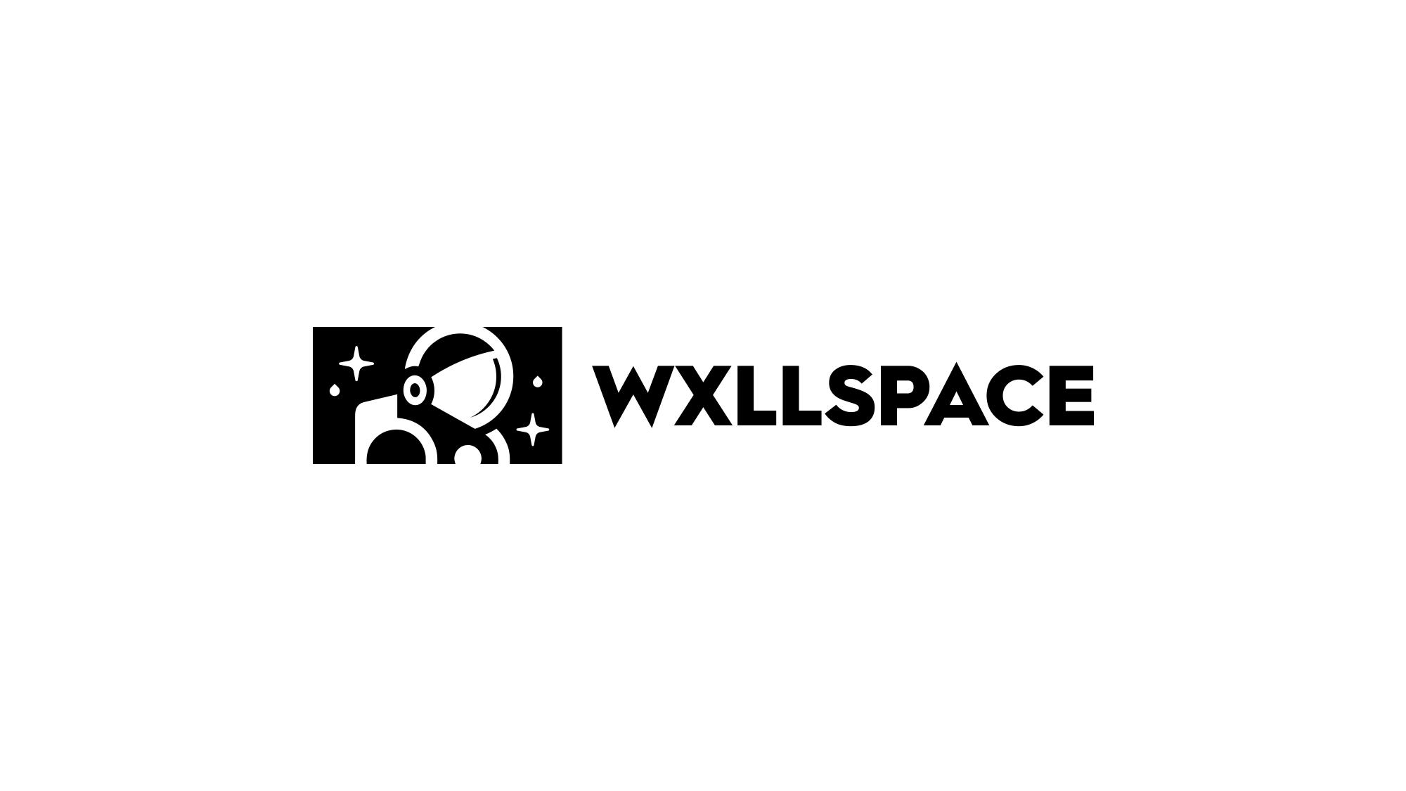 WxllSpace Logo white
