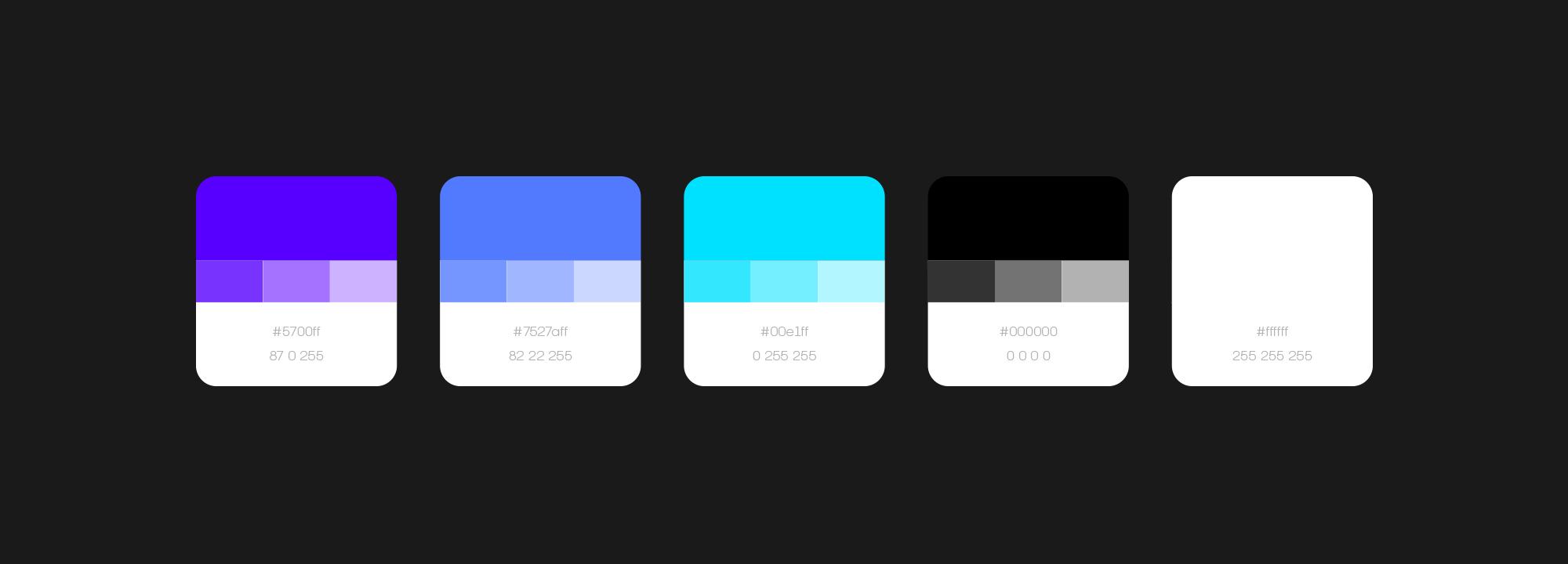 Wxllspace Colors 03