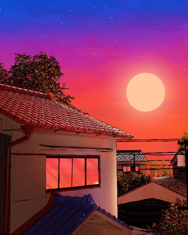 Skynightday